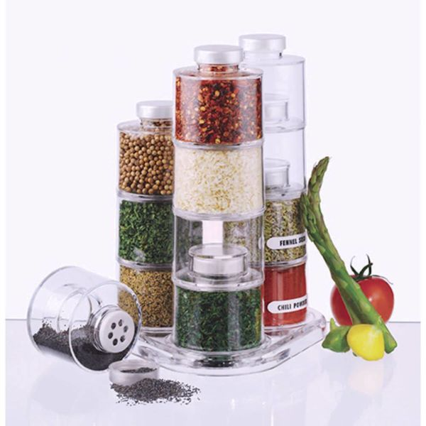 Prodyne Spice Tower Carousel (12 Bottle)