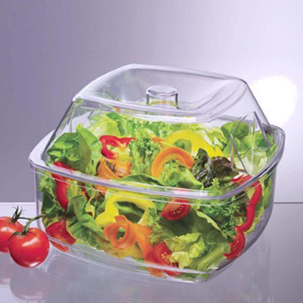 """Ensemble à salade """"Flip-Lid"""" de Prodyne"""
