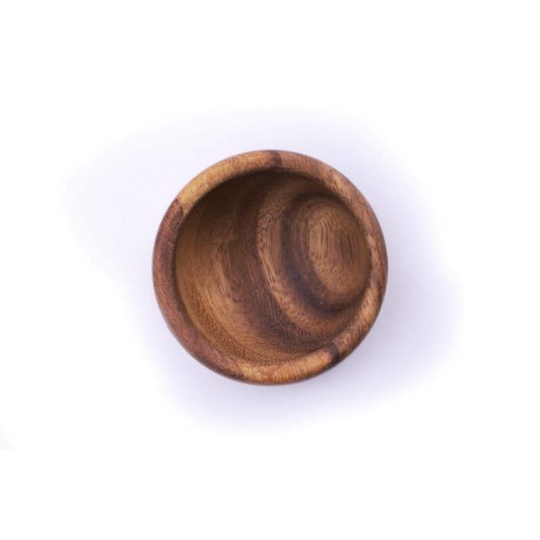 Ironwood Acacia Wood Condiment Cups