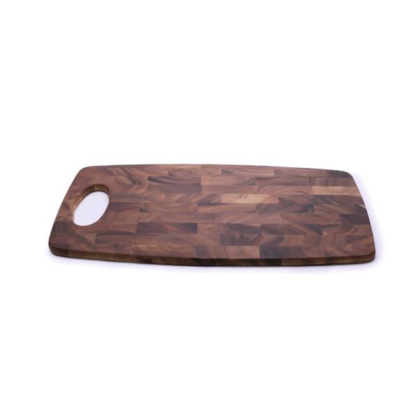 Ironwood Acacia Wood End Grain Prep Board
