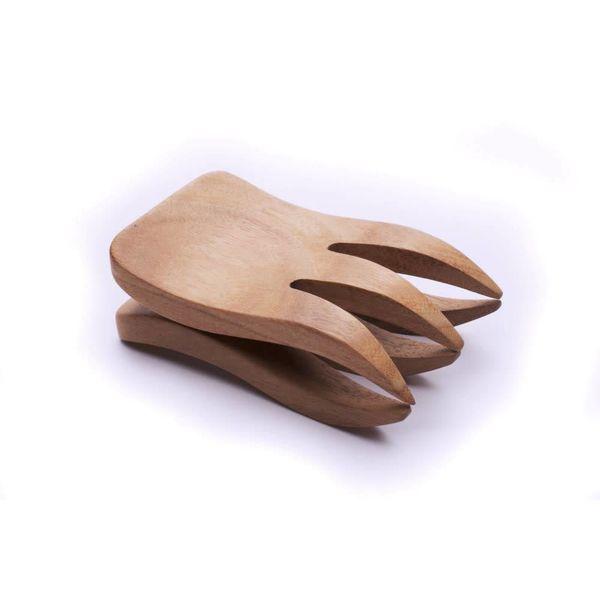 Ensemble de service à salade 15 cm en bois d'acacia de Ironwood