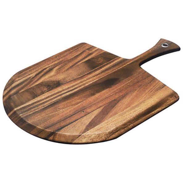 Pelle à pizza 35.5 x 35.5 cm en bois d'acacia de Ironwood