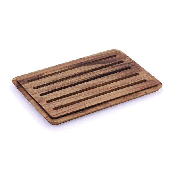 Ironwood Acacia Wood Nesting Bread Board