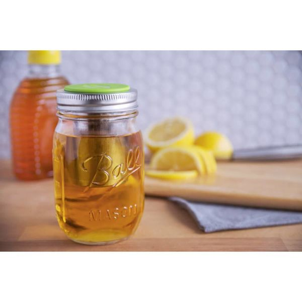 Couvercle infuseur thé de Jarware