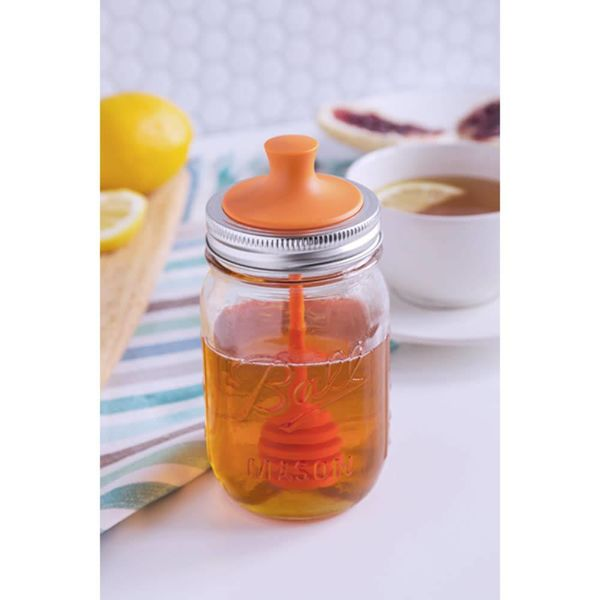 Couvercle cuillere à miel de Jarware