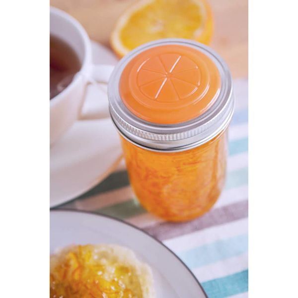 Jarware Orange Lid