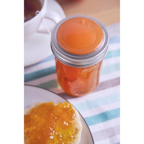 Jarware Peach Lid