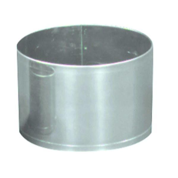 Moule en acier inox ronde de 8.9 cm L x  6.3 cm H de Fox Run