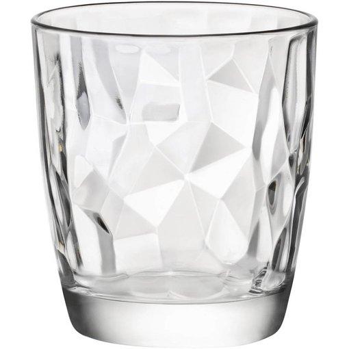 Bormioli Rocco Ensemble de 4 verres Diamond de Bormioli