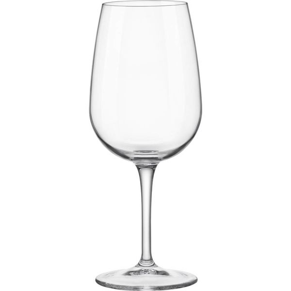 Bormioli Set of 4 Spazio Wine Glasses - 17 oz