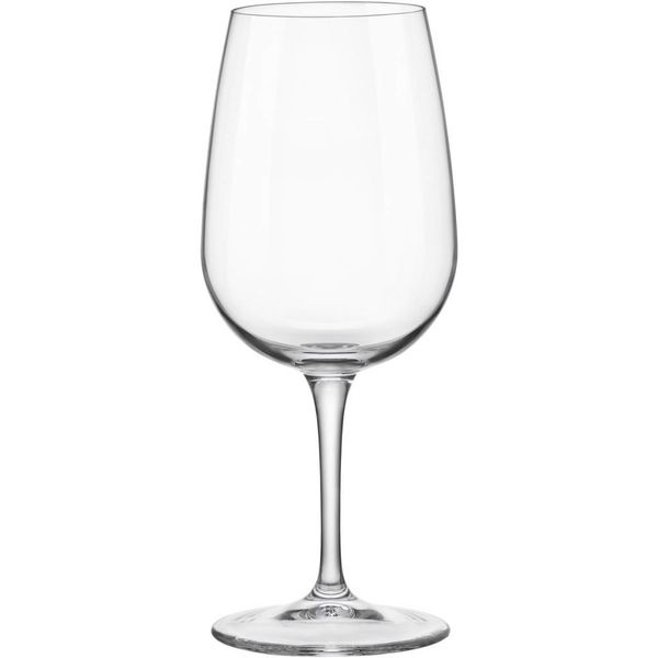 Bormioli Set of 4 Spazio Wine Glasses - 14.25 oz