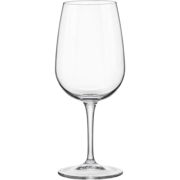 Ensemble de 4 verres à vin Spazio - 420 mL de Bormioli