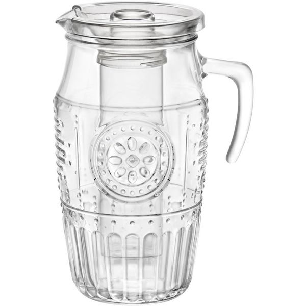 Bormioli Romantic Pitcher with Lid