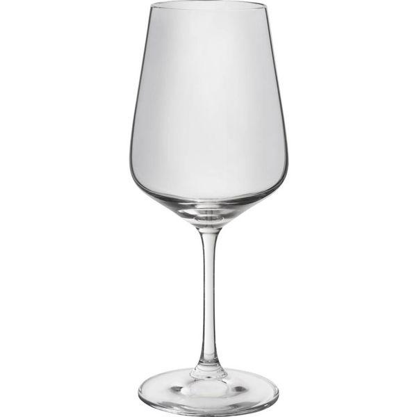 Ensemble de 4 verres à vin rouge Splendido de Bohemia - 475 ml