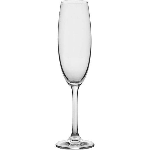 Bohemia Trudeau Bohemia Set of 4 Savour Champagne Flutes