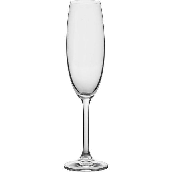 Ensemble de 4 flûtes à Champagne Savour de Bohemia