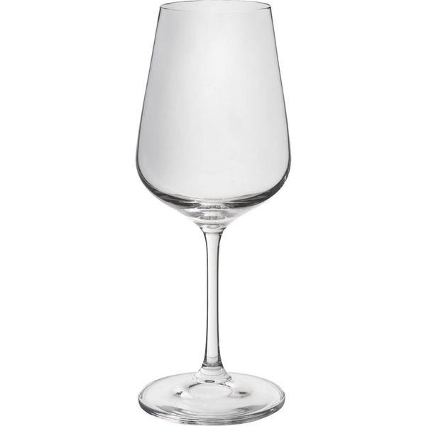 Ensemble de 4 verres à vin blanc Splendido de Bohemia