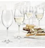Bohemia Ensemble de 6 verres à vin blanc Serene de Bohemia