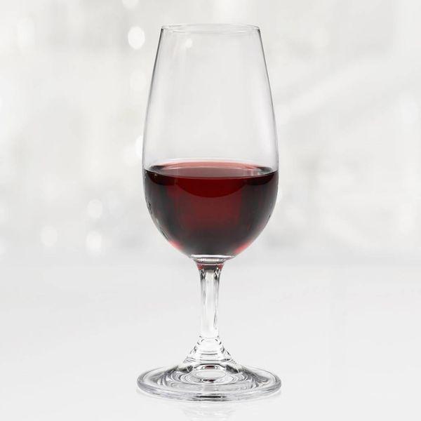 Trudeau Bohemia Set of 6 Serene Tasting Glasses