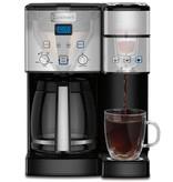Cuisinart Coffee Center™ 12-Cup Coffeemaker & Single-Serve Brewer
