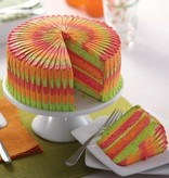 Wilton Wilton 4-Piece Easy Layers! 8 Inch Cake Pan Set