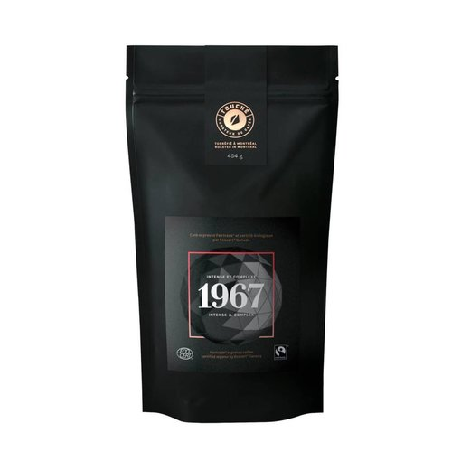 Jura Jura Organic-fair trade coffee beans TOUCHÉ! - Intense Mixture 454 gr