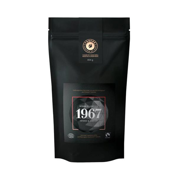 Jura Organic-fair trade coffee beans TOUCHÉ! - Intense Mixture 454 gr