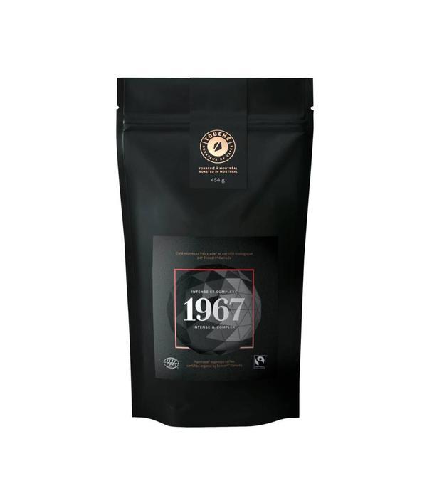 Jura Jura Organic-fair trade coffee beans TOUCHÉ! - Intense Mixture 454 gr