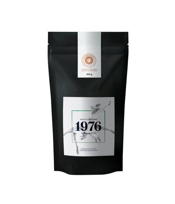 Jura Organic-fair trade coffee beans TOUCHÉ! - rich mixture 454 gr