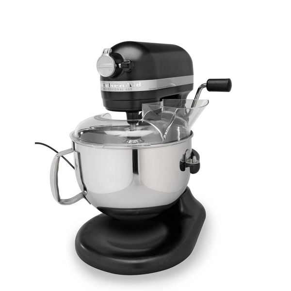 Batteur sur socle Professional 600 de KitchenAid