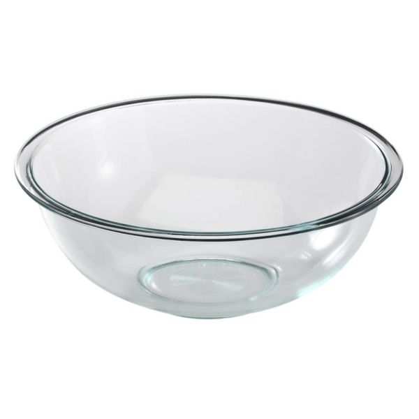 Pyrex Smart Essentials 4-Qt Glass Mixing Bowl