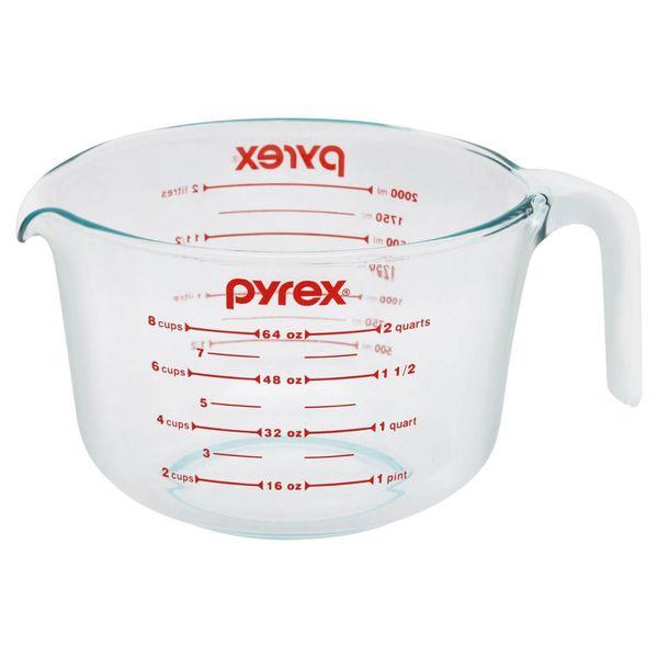Tasse à mesurer 2L de Pyrex
