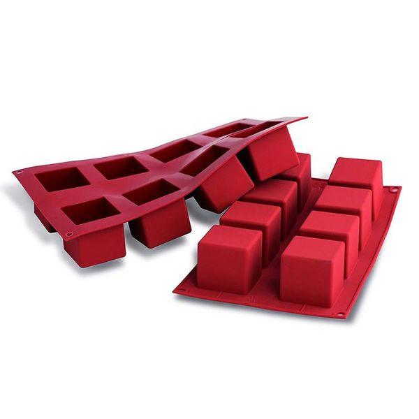 Silikomart Cube Silicone Mold