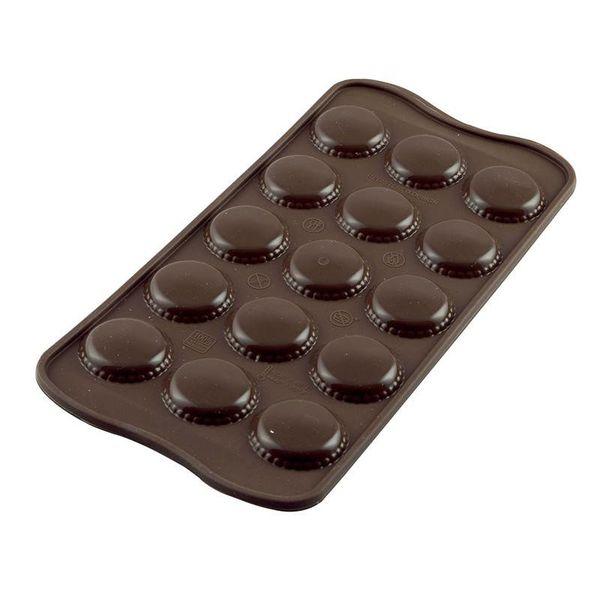 Silikomart Macaron Silicone Mold