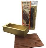 Silikomart Silikomart Yultide Log Silicone Mold