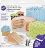 Wilton Wilton 46 Pc Deluxe Decorating Set