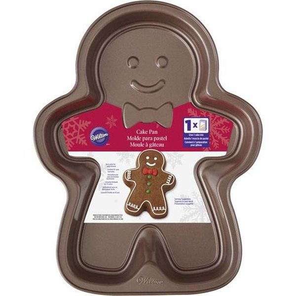 Wilton Gingerbread Boy Cake Pan