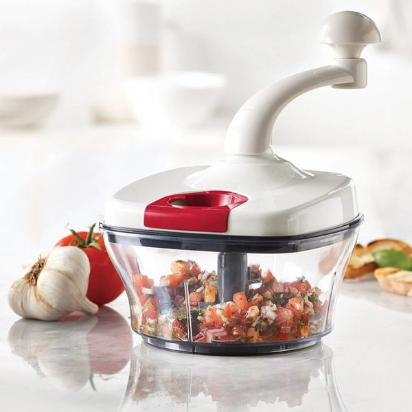Trudeau Manual Food Processor
