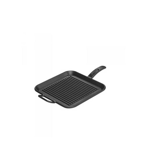 Lodge Lodge Pro-Logic 30cm Square Cast Iron Grill Pan