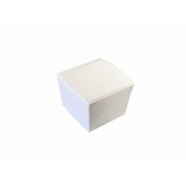 Cubetto 35x35x30mm BLANC