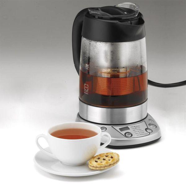 Cuisinart PerfecTemp Programmable Tea Steeper and Kettle