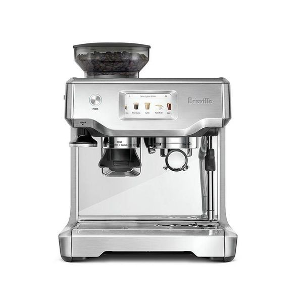 the Barista Touch™ Breville