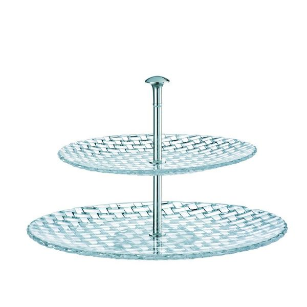NACHTMANN Bossa Nova Two Tier Tray