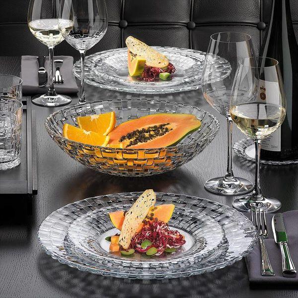 Nachtmann  Set of 2 Charger plate Bossa Nova