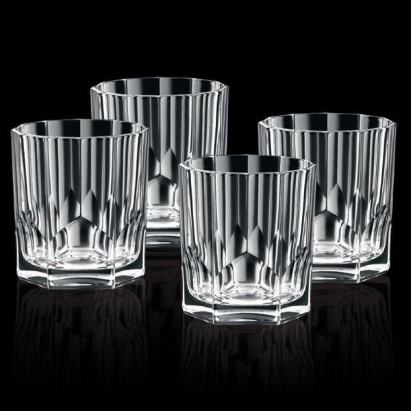 Nachtmann Set of 4 Whisky tumbler Aspen