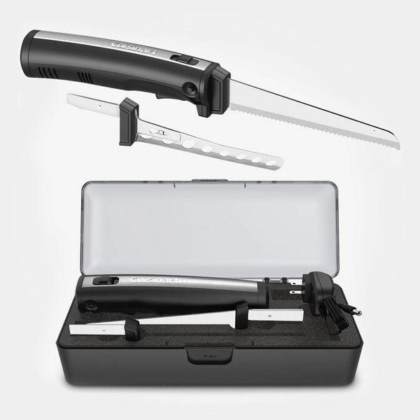 Couteau électrique sans fil PowerCut Cuisinart
