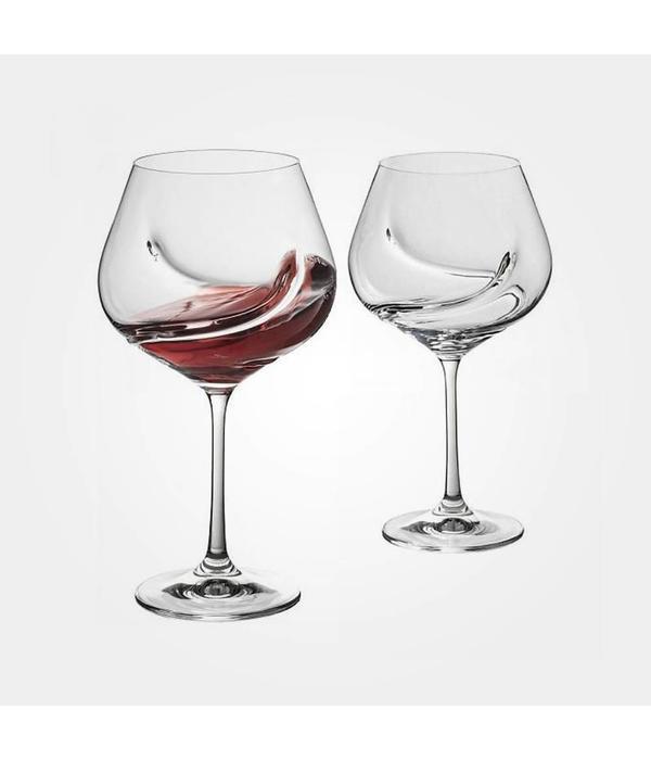 Trudeau Ensemble de 2 verres à vin Oxygen de Trudeau