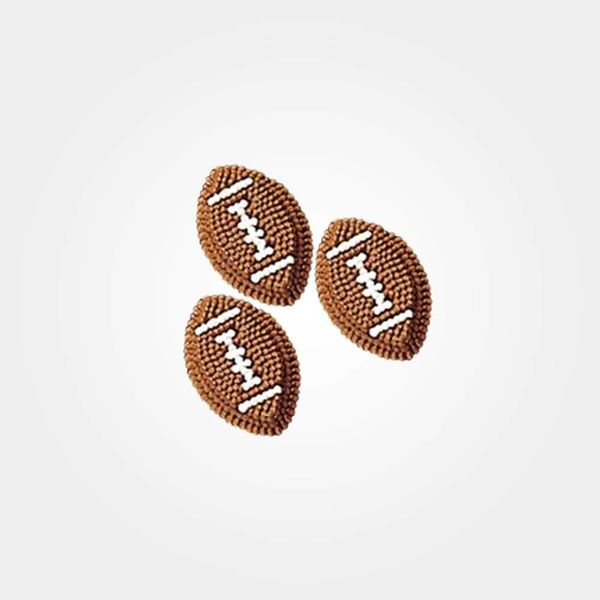 Wilton Icing Decoration Footballs 9 Pieces