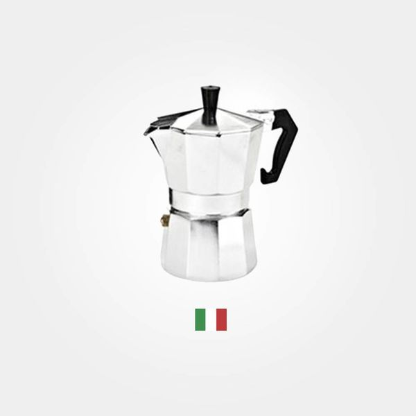 Cafetière Italienne espresso 6 tasses