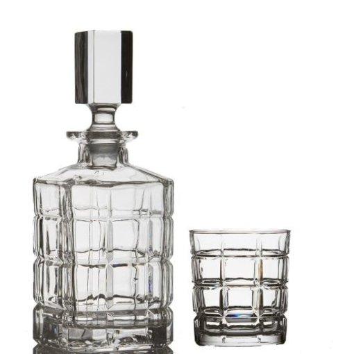 Brilliant Williams 5-piece Whiskey Set by Brilliant